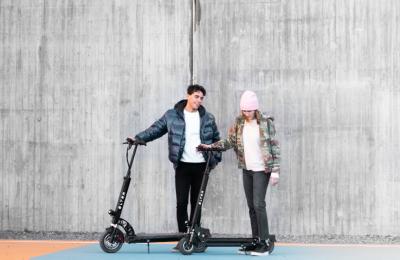 Eldrivo testar: Eltra scooter modell Ultra