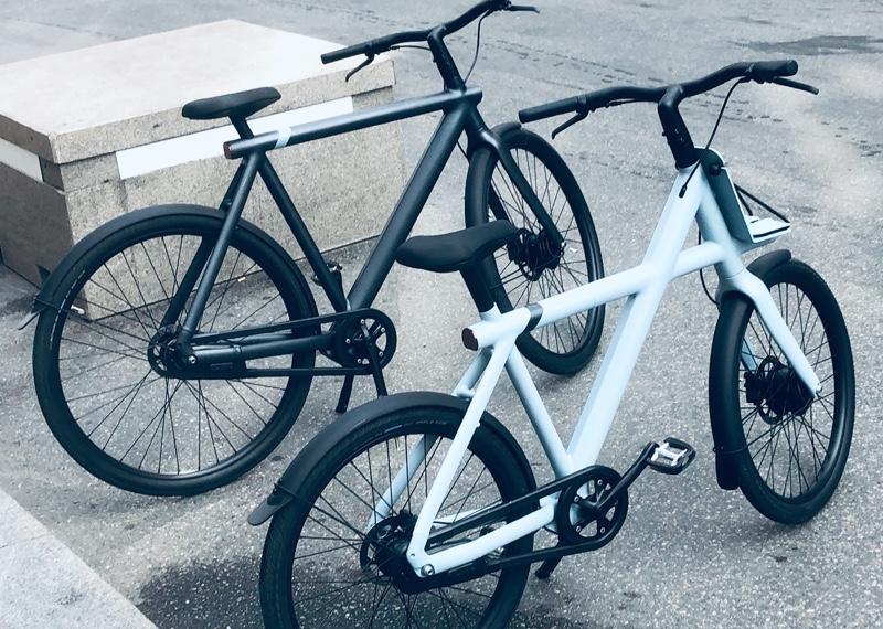 VanMoof S3 och X3