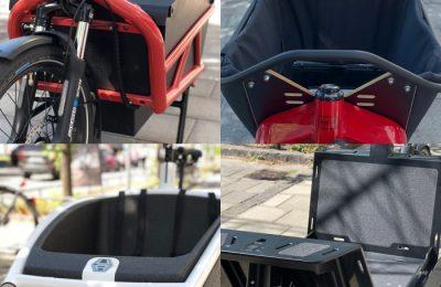 Test: Eldrivo testar eldrivna lastcyklar