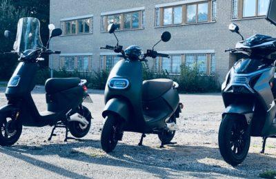 Test: Eldrivo testar LV scooter